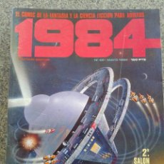 Cómics: 1984 -- Nº 40 -- TOUTAIN EDITOR -- . Lote 48448919