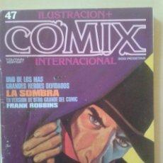 Comics : COMIX INTERNACIONAL Nº 47 - TOUTAIN EDITOR. Lote 48546319