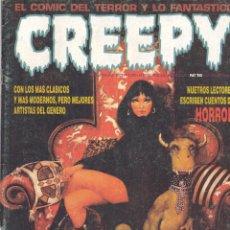 Cómics: CREEPY Nº18 (SEGUNDA ÉPOCA). TOUTAIN, 1990 . Lote 48690331