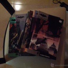 Cómics: BATMAN 1 AL 12 PLANETA COMPLETA VOL.1. Lote 80352657
