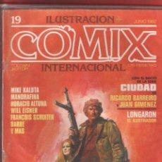 Comics: COMIX INTERNACIONAL Nº 19. TOUTAIN EDITOR. BUEN ESTADO.. Lote 48967504
