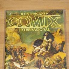 Comics: COMIX INTERNACIONAL Nº 2. TOUTAIN EDITOR. EXCELENTE ESTADO.. Lote 48976828