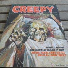 Cómics: EL COMIC DEL TERROR Y LO FANTASTICO CREEPY SOLO PARA ADULTOS EDITOR TOUTAIN Nº 9. Lote 185666882
