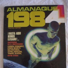 COMIC ALMANAQUE 1984 TOUTAIN