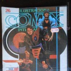 Comics: ILUSTRACIÓN + COMIX INTERNACIONAL Nº 26 ENERO 1983 - TOUTAIN (R). Lote 49241011