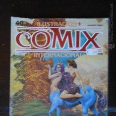 Fumetti: ILUSTRACIÓN + COMIX INTERNACIONAL Nº 40 MARZO 1984 - TOUTAIN (R). Lote 49241115