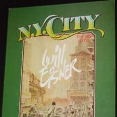 Cómics: N. Y. CITY ( THE BIG CITY ) DE WILL EISNER.. Lote 115125834