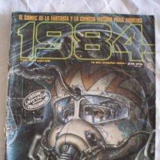 Cómics: 1984 - Nº 60 - TOUTAIN EDITOR. Lote 49414451