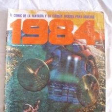 Cómics: 1984 - Nº 21 - TOUTAIN EDITOR. Lote 49414471