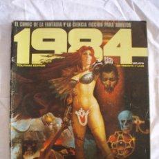 Cómics: 1984 - Nº 31 - TOUTAIN EDITOR. Lote 49414535