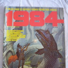 Cómics: 1984 - Nº 4 - TOUTAIN EDITOR. Lote 49414562