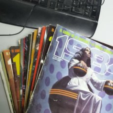 Cómics: 1984 ¡ LOTE 21 NUMEROS ! TOUTAIN. Lote 49415767
