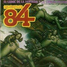 Cómics: CÓMIC ZONA 84 Nº 45 . Lote 49687411