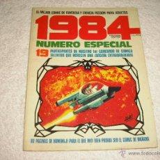 Fumetti: 1984 NUMERO ESPECIAL 19 PARTICIPANTES EN EL PRIMER CONCURSO DE COMICS. Lote 49722257