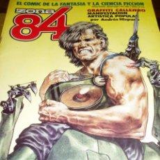 Cómics: ZONA 84 Nº 35. Lote 49941764