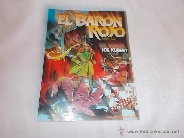 EL BARON ROJO (Tebeos y Comics - Toutain - Otros)
