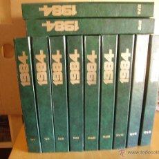 Fumetti: 1984 ---- 1-64 COMPLETA CON TAPAS. Lote 50037084