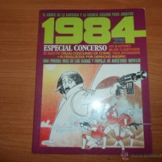 Cómics: 1984 ESPECIAL CONCURSO Nº 2 TOUTAIN. Lote 50253000
