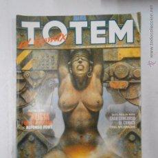 Cómics: TOTEM Nº 20. EL COMIX. NUEVA EPOCA. TOUTAIN EDITOR. ALICIA Y LOS ARGONAUTAS. TDKC10. Lote 50453894