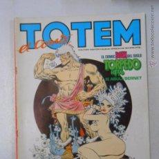 Cómics: TOTEM Nº 18. EL COMIX. NUEVA EPOCA. TOUTAIN EDITOR. LO MAS RECIENTE DE MILO MANARA. TDKC10. Lote 50454198