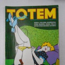 Cómics: TOTEM Nº 32. NUEVA EPOCA. TOUTAIN EDITOR. RIBERA, VUILLEMIN, MANDRAFINA... TDKC10. Lote 50454422