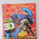 Cómics: COMIX INTERNACIONAL. ILUSTRACION + Nº 44. TOUTAIN EDITOR. JULIO AGOSTO 1984. TDKC10. Lote 50454503