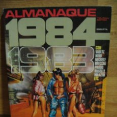 Cómics: 1984 ALMANAQUE 1983 - TOUTAIN. Lote 50463103