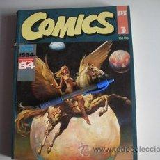Cómics: COMICS - PT - 3- PUBLICADO POR TOUTAIN - INCLUYE HISTORIAS VARIADAS -. Lote 50576264