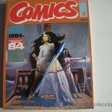 Cómics: COMICS PT - 5 - PUBLICADO POR TOUTAIN - INCLUYE HISTORIAS VARIADAS -. Lote 50576278