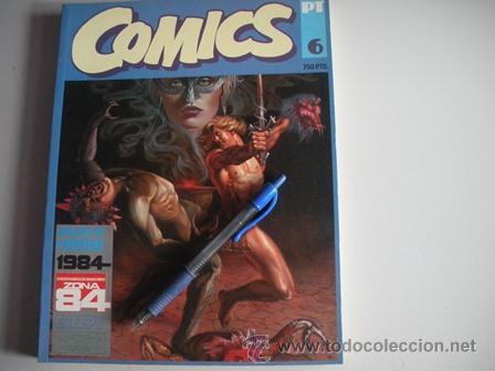 COMICS PT - 6 - PUBLICADO POR TOUTAIN - INCLUYE HISTORIAS VARIADAS - (Tebeos y Comics - Toutain - Otros)