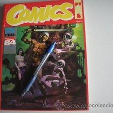Cómics: COMICS PT - 8 - PUBLICADO POR TOUTAIN - INCLUYE HISTORIAS VARIADAS -. Lote 50576301