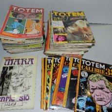Cómics: (M) TOTEM EL COMIX DEL NUM 1 AL NUM 66 + 8 NUMEROS DE TOTEM CALIBRE 38 + TOTEM ENRIC SIO. Lote 50596703