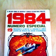 Cómics: 1984 NÚMERO ESPECIAL CONCURSO. Lote 50686830