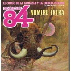 Fumetti: ZONA 84. ALMANAQUE 1987. NUMERO EXTRA. TOUTAIN EDITOR. (RF.MA) C/39.. Lote 50718822