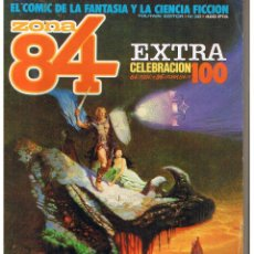 Comics : ZONA 84. EXTRA CELEBRACION 100. TOUTAIN EDITOR. (RF.MA) C/39.. Lote 50718863