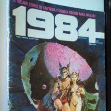 Cómics: COMIC - 1984 - Nº OCHO EDICIONES TOUTAIN 2ª ED. 1982 R.100. Lote 50857485