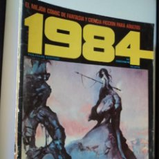 Cómics: COMIC 1984 EL COMIC DE LA FANTASIA Nº 16.-TOUTAIN EDITOR.-1980 R.100. Lote 50857516