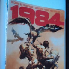 Cómics: COMIC 1984 EL COMIC DE LA FANTASIA Nº 43-TOUTAIN EDITOR.-1980 R.100. Lote 50857525