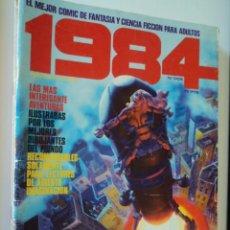 Cómics: COMIC 1984 EL COMIC DE LA FANTASIA Nº 2 DOS -TOUTAIN EDITOR.-1980 R.100. Lote 50857557