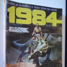 Cómics: COMIC 1984 EL COMIC DE LA FANTASIA Nº 18 -TOUTAIN EDITOR.-1980 R.100. Lote 50857573