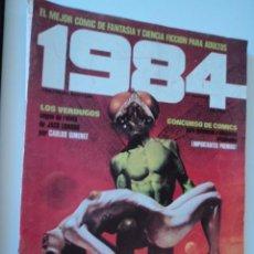 Cómics: 1984 - Nº 15 - TOUTAIN EDITOR R.100. Lote 50857645