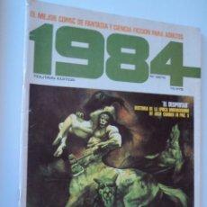 Cómics: COMIC 1984 - Nº 7 SIETE - TOUTAIN EDITOR R.100. Lote 50857654