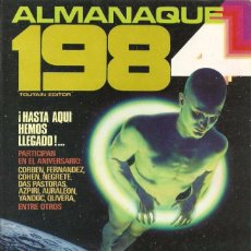 Cómics: ALMANAQUE 1984. TOUTAIN. 1983. Lote 50923648