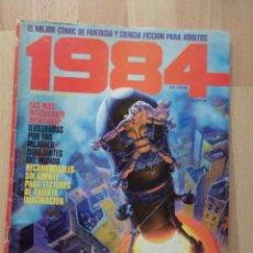 Cómics: LOTE 7 COMICS_1984_ESPECIAL CONCURSO_TOUTAIN. Lote 47222171