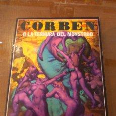 Cómics: RICHARD CORBEN-LA TERNURA DEL MONSTRUO-EDICIONES LA CUPULA-1ª EDICION. Lote 86848242