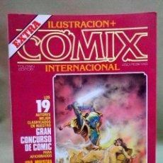 Cómics: COMIC COMIX INTERNACIONAL, Nº EXTRA CONCURSO, TOUTAIN EDITOR. Lote 51012849