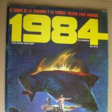 Cómics: 1984 Nº VEINTE 20 1978 // COMIC CIENCIA FICCION SCI-FI . Lote 51079525
