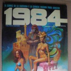 Cómics: 1984 Nº TREINTA Y DOS 32 1978 // COMIC CIENCIA FICCION SCI-FI. Lote 51079535