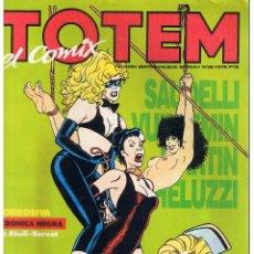 Cómics: TOTEM EL COMIX. Nº 39. TOUTAIN EDITOR. (B/A48). Lote 51230558