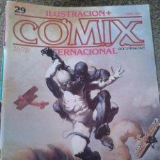 Cómics: COMIX INTERNACIONAL -- Nº 29 -- TOUTAIN EDITOR -- . Lote 51251465